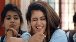 तीखे नयनों वाली प्रिया अब किंग खान के साथ करना चाहती हैं रोमांस