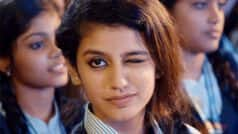 Priya Prakash Varrier Files Plea in Supreme Court Over Complaint Against Her Film For 'Hurting' Muslim Sentiments