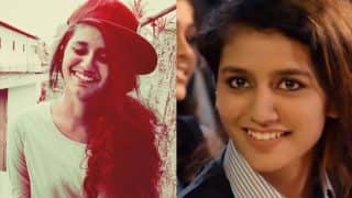 Priya Prakash Varrier is Almost Unrecognisable in Her Instagram Posts; View Pics of the Oru Adaar Love Actress