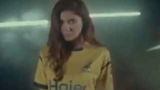 Pakistan Super League: Peshawar Zalmi Release Teaser of Team Anthem Featuring Mahira Khan Ahead of 2018 Season