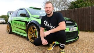 UK Pub Owner Spends 1 Lakh Pounds and 7 Years to Modify His Ford Focus; He Isn't Done Yet