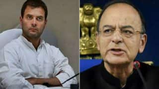 'Dear Mr Jaitlie, Ask Our Raksha Mantri to Tell India How Much Each Rafale Jet Cost': Rahul Gandhi Attacks Arun Jaitley