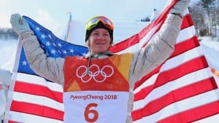 Pyeongchang Olympics: American Redmond Gerrard Becomes Second Youngest Men's Gold Medalist at Winter Games