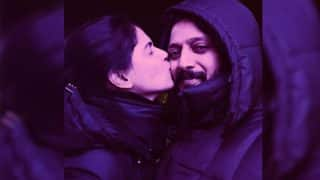 On Wedding Anniversary, Genelia D'Souza Posts A Special Message For Hubby Riteish Deshmukh - See Post