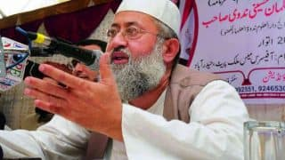 Solve Babri Masjid-Ram Janmabhoomi Dispute Amicably, Says Expelled AIMPLB Maulana Salman Nadwi