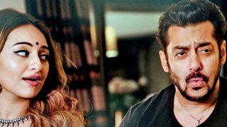 Before Dabangg 3, Salman Khan - Sonakshi Sinha Create Magic In Nain Phisal Gaye From Welcome To New York
