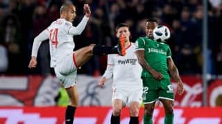 Copa del Rey: Sevilla Beat Leganes to Reach Final