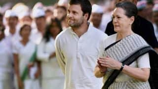 Lok Sabha Elections 2019: Congress Releases Names of 15 Candidates From Uttar Pradesh, Gujarat; Sonia Gandhi to Contest From Rae Bareli - Full List