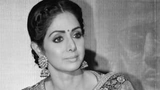 You Will Be Overwhelmed Seeing The Tribute The Children Of A School Owned By Sridevi's Family In Tamil Nadu Gave To The Late Actress