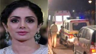 Sridevi's Mortal Remains Brought to Mumbai, Funeral to be Held Today