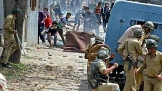 '765 Arrested in Valley in 190 Incidents of Stone-Pelting Since August 5,' MHA Informs Lok Sabha