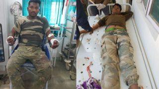 सुकमा: मुठभेड़ में दो जवान शहीद, पुलिस ने किया 20 नक्सलियों को मार गिराने का दावा