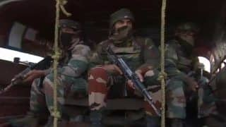 J&K: Terrorist Hideout Busted in Kishwar, AK 56 Rifles, Detonators Recovered