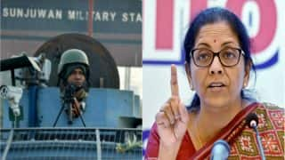 Pakistan Will Pay For Misadventures, Says Nirmala Sitharaman After Islamabad Warns India Against Any 'Surgical Strike'