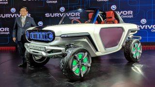 Auto Expo 2018 Day 1: Sneak Peek
