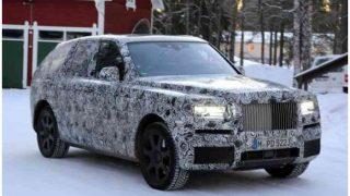 हीरे की तरह तराशी गई है Rolls-Royce की पहली एसयूवी, जानें खासियत