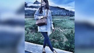 Samantha Ruth Prabhu Posts Picture Of Her Lazing At The Beach In A Bikini; Nudges At Our Wanderlust (Pic Inside)