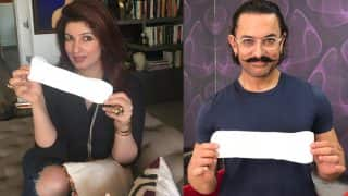 Aamir Khan Accepts The Padman Challenge; Helps Akshay Kumar, Twinkle Khanna To Turn The Film Into A Movement