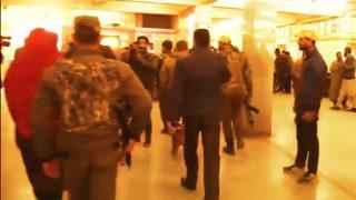 Jammu And Kashmir: Terrorists Snatch Rifle From Policeman at Shri Maharaja Hari Singh Hospital in Srinagar & Open Fire, One Escapes; 2 Policemen Dead