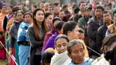 Over 79 Per Cent Voter Turnout in Peaceful Tripura Assembly Elections, Says Election Commission