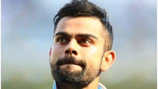 Virat Kohli Shocked Over Study that Reveals 1/3rd of India Did no Physical Activity Even Once in Last 1 Year