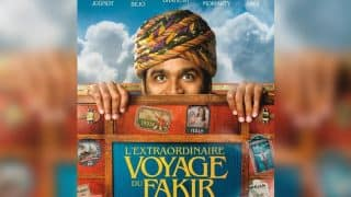The Extraordinary Journey Of The Fakir New Poster : Dhanush Is Excited To Embark On An Adventurous Globetrotting Expedition