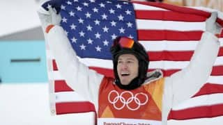 Winter Olympics 2018: America's Shaun White Clinches Third Gold Medal