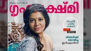 Malayalam Model Gilu Joseph Breastfeeds Baby On Magazine Cover In A Bold Move, Sparks A Much Needed Conversation