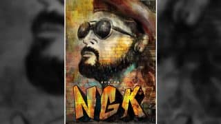 Suriya 36 First Look And Poster Unveiled : The Tamil Superstar Will Be Seen As And In NGK, Helmed By Selvaraghavan