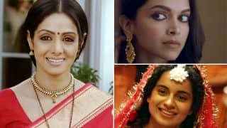 Women's Day 2018 : Kangana Ranaut's Queen, Sridevi's English Vinglish, Deepika Padukone's Piku - Films That You Should Binge Watch Today