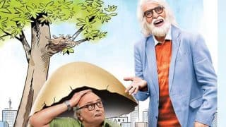 102 Not Out Second Poster Out: Amitabh Bachchan - Rishi Kapoor's 'Baap-Beta' Act Is Nothing Like What You Have Seen Before