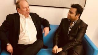 Two Legends In One Frame! AR Rahman Bonds With Hans Zimmer At Oscar Concert