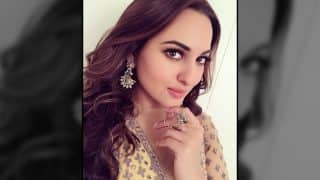 Sonakshi Sinha Is All Set To Turn Into A Glamorous Bride And This Video Is Proof