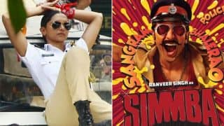 With Sapna Didi Biopic Postponed Due To Irrfan Khan's Ill Health, Will Deepika Padukone Now Join Ranveer Singh In Simmba?