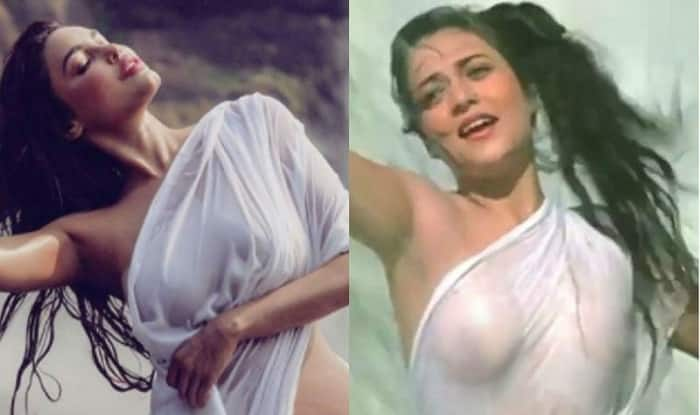 Mandakini sexy video