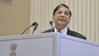 CJI Dipak Misra Holds 20-minute Long Meeting With Supreme Court Judges After Venkaiah Naidu Rejected Impeachment Motion