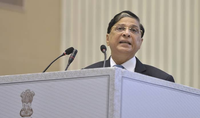 Opposition may move impeachment motion against CJI Dipak Misra on Friday