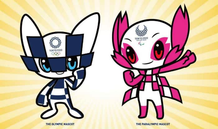 Olympics: Futuristic pointy-eared mascots chosen for Tokyo 2020