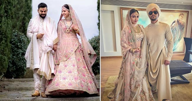 Soha Ali Khan's Bridal Look For A Magazine Shoot Will