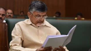 No-confidence Motion Against Modi Govt: Chandrababu Naidu Asks TDP MPs to Continue 'Fight Against Injustice'