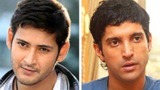 Farhan Akhtar Gives Playback For Mahesh Babu In His Forthcoming Telugu Political Thriller, Bharat Ane Nenu ?