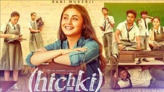 Hichki Celeb Twitter Review: Celebrities Can't Stop Praising Rani Mukerji's Film