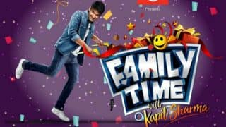 Family Time With Kapil Sharma: Kapil Reaches A New Low, Declare Twitterati