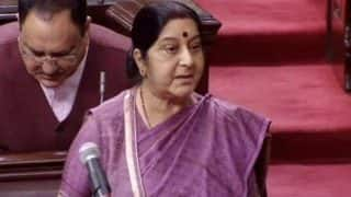 39 Indians Kidnapped in Iraq's Mosul Dead, Confirms External Affairs Minister Sushma Swaraj