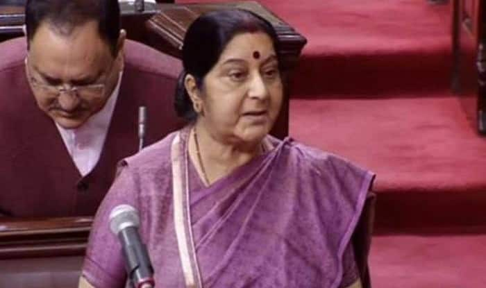 Indians abducted by ISIS in Iraq found dead: Sushma Swaraj