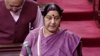 Wanted to Inform Parliament First, Says Sushma Swaraj on Why Families of 39 Indians Killed in Iraq Were Not Apprised