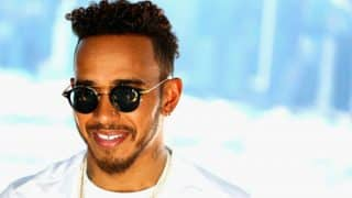 Lewis Hamilton Leads Mercedes One-Two in Formula One Season's First Practice