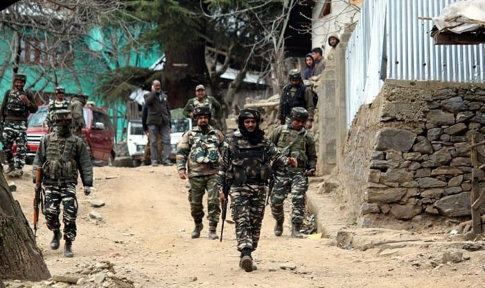 Kupwara operation at controlling stage: IGP Pani