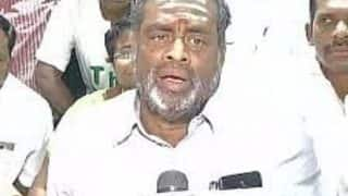 AIADMK MP Navaneethakrishnan Threatens 'Mass Suicide' if Centre Fails to Form Cauvery Management Board by March 29
