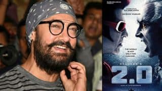 Aamir Khan Scared Of Thugs Of Hindostan Clashing With Rajinikanth - Akshay Kumar's 2.0?